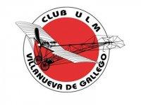 El Club de Vuelo ULM de Villanueva de Gállego Ultraligero