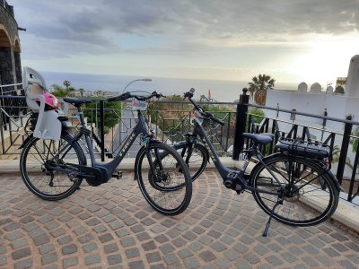 Electric Bike rental in Tenerife 1 day