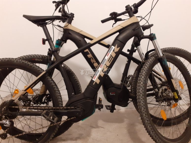 Our electric bikes
