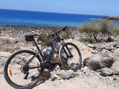 Electric Mountain Bike in Tenerife 1 day