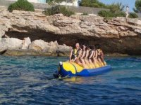 Inflatables to enjoy the sea