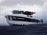 Barco turismo marinero