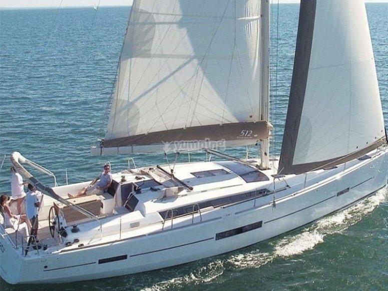 Navegando por la Costa de Azahar
