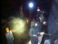 Por la cueva de la Galiana