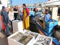 Pescatori del porto