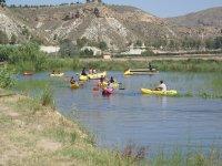 Actividades acuaticas en Calasparra