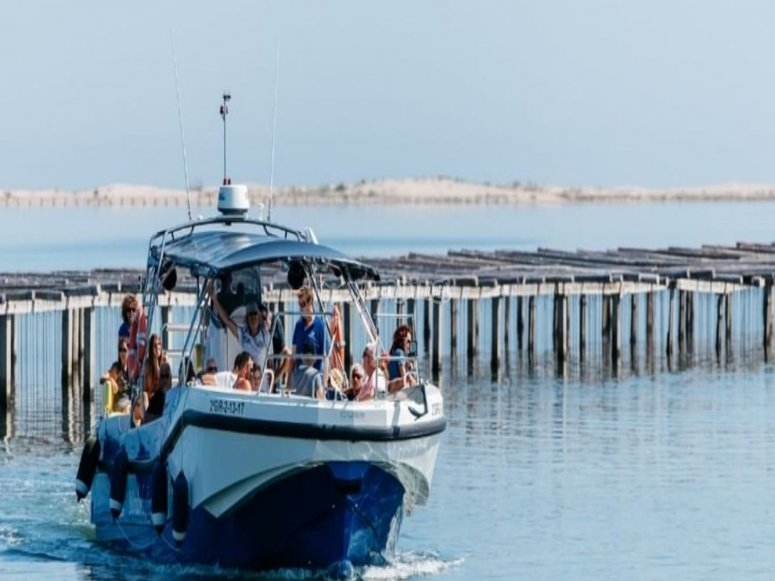 Boat trip on the Costa Dorada