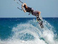 Iniciación y perfeccionamiento al kite