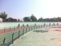 actividades en el velodromo