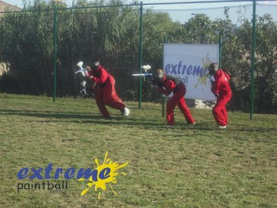 Extreme Paintball Centre Team Building