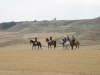 Ruta a caballo al Mirador de Autilla del Pino