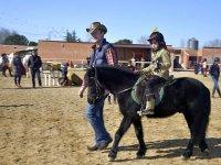 在圣塞瓦斯蒂安德洛斯雷耶斯骑小马30分钟