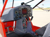 Ultralight cockpit