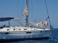 Gita in barca a vela lungo la costa di Torrevieja 4 ore