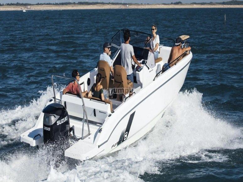 Navegando por la Costa Blanca