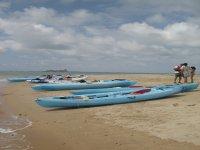 Kayaks de mar