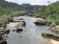 Rafting lungo il fiume Miño
