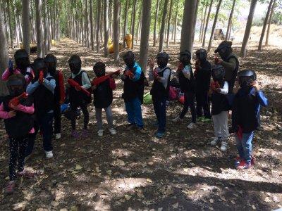 Campamentos OcioAventura Cerro Gordo Campamentos de Inglés