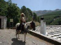 Sierra Nevada en caballo