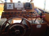 interior de un barco