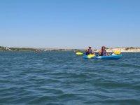 Ruta en kayak por el Odiel