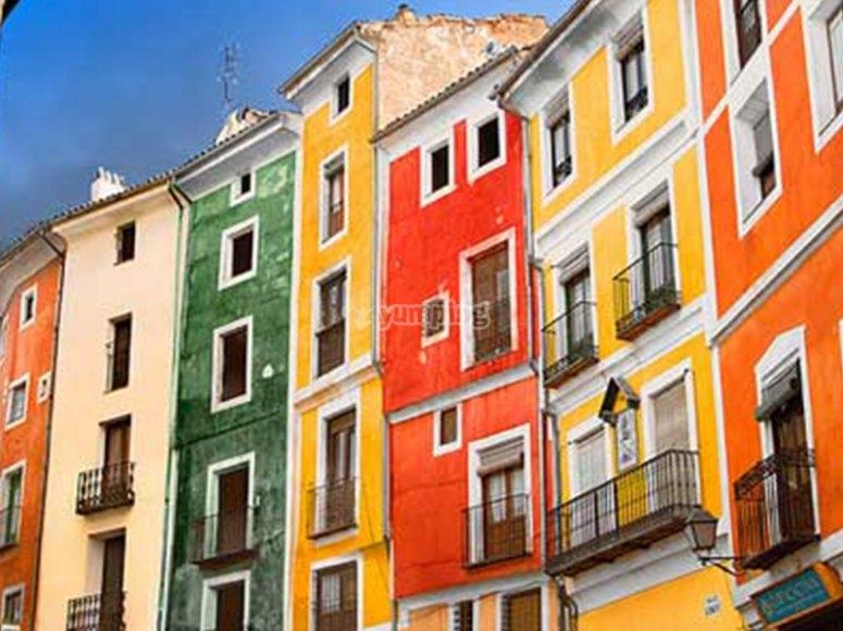 Vistas de la Calle de Alfonso VIII