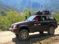 Ruta guiada en 4x4 por Sierra de Cuenca 6 horas