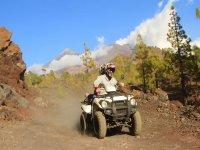 Tour en quad hasta el Teide en Tenerife 4 horas