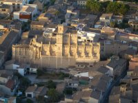 Aerial views of Mallorca