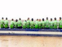 Metti insieme una squadra di surf