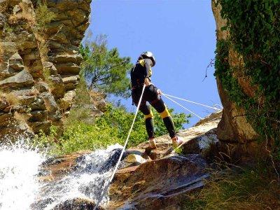 Barranco de Hoz Somera en Serranía de Cuenca 5 h