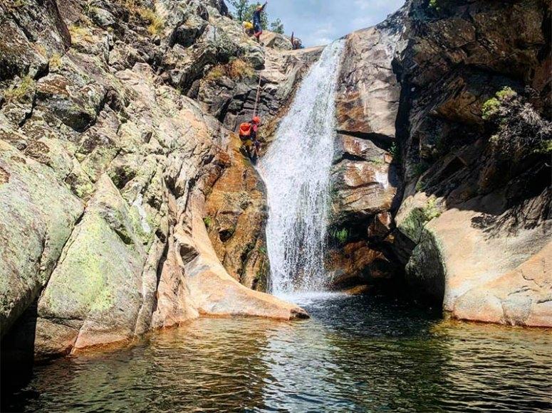 享受峡谷之旅