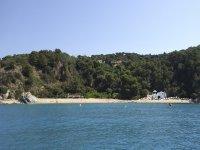 Litoral de la costa Brava