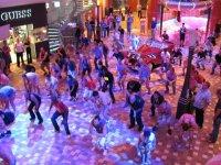 Evento en centro comercial