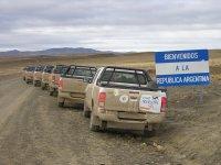 Patagonia en 4x4