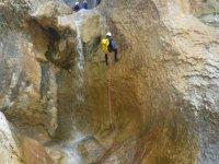 Mascún canyoning in Sierra de Guara 4 h