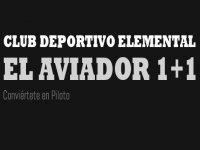 Club Deportivo Elemental El Aviador 1+1