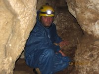 在皮科斯德欧罗巴洞穴