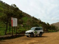 Rutas en minivans por Fuerteventura