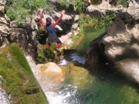 Cerrada del Utrero Canyoning in Cazorla 3 hours