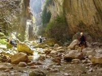 Garganta del río Verde