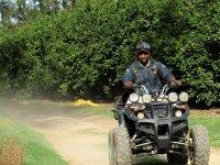 Two-seater quad tour through Aro vineyards 90 min