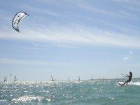 风筝冲浪PRESENTACION风筝和酒吧
