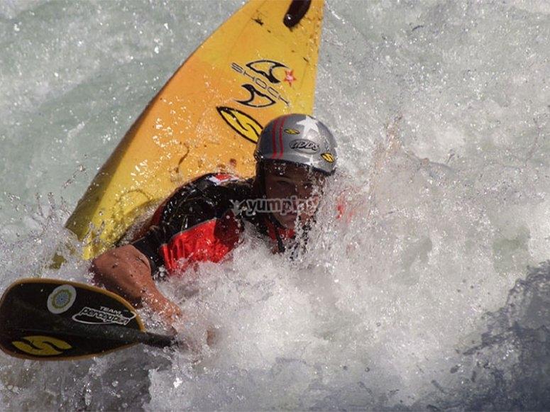 皮划艇课程