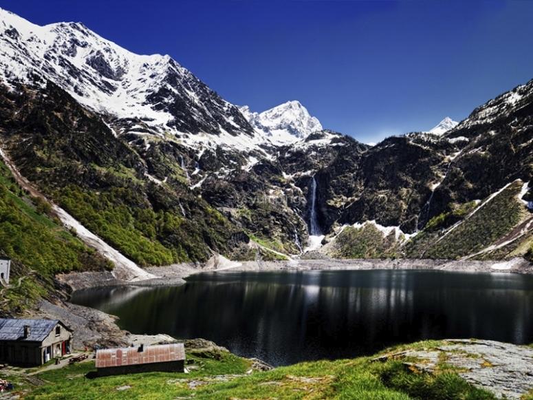 Lac d´Oô景观
