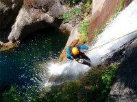 Barranco de Los Papuos en Valle del Jerte 3 horas