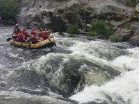Rafting por el río Deza en Pontevedra 8 km