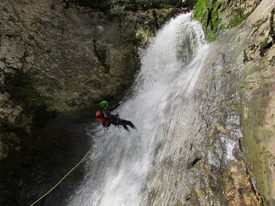 Pedroso的Pedroso峡谷初始级别