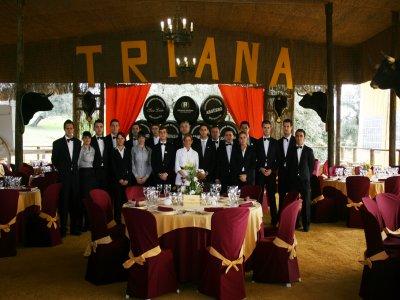 Finca Santa Maria Team Building