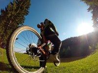 Excursion pedaleando